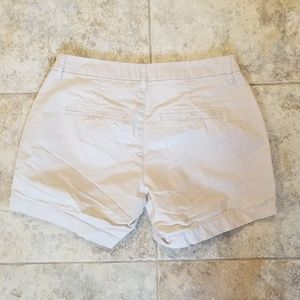 Old Navy Shorts - Old Navy Like New Tan Khaki Short Shorts